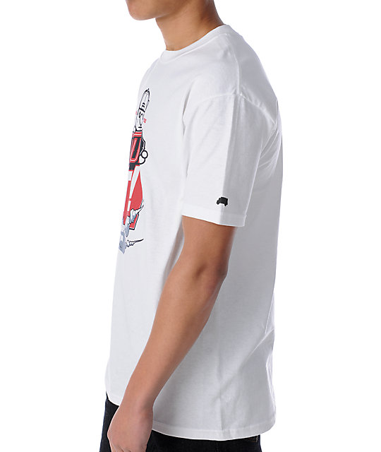 Trukfit Truk It White T-Shirt