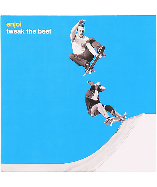 Tweak The Beef Enjoi Dvd