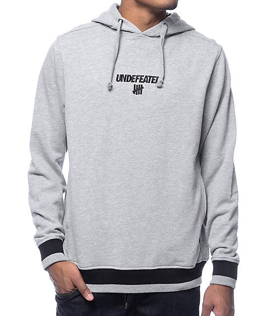 Undefeated Estorial Pullover Hoodie