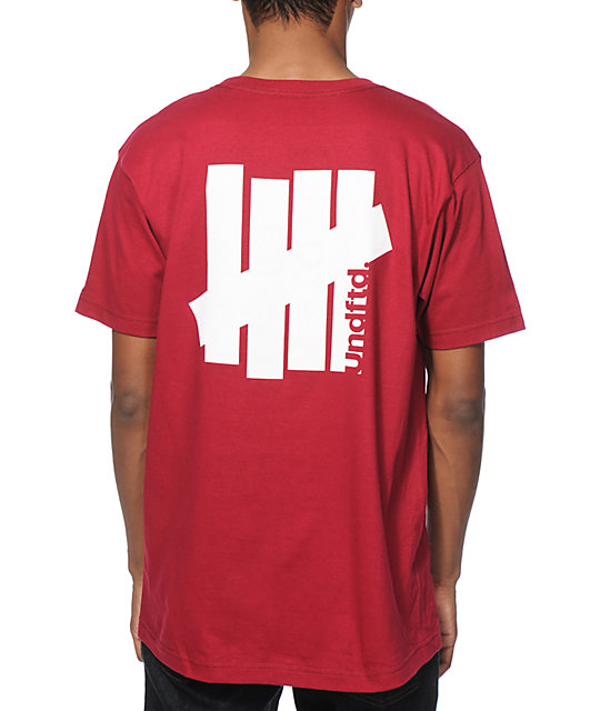 Undefeated In Strike T-Shirt