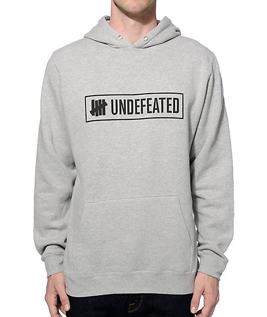 Undefeated Outline Hoodie