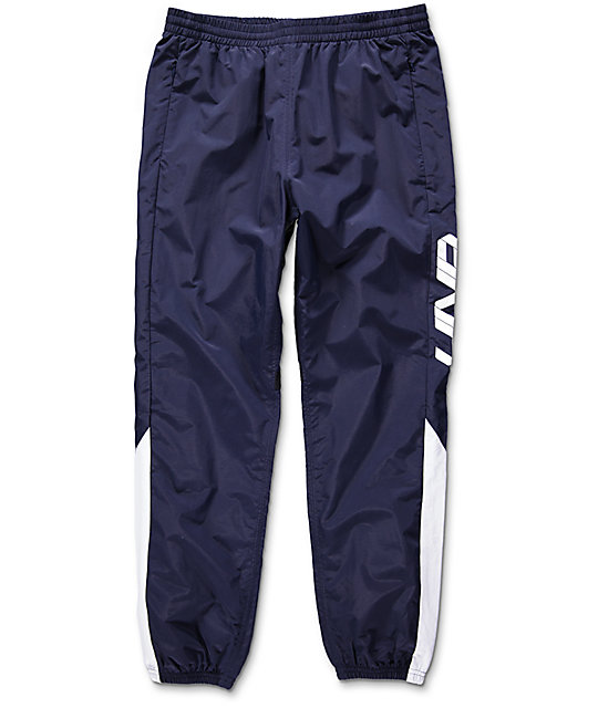 Undefeated UND Navy Track Pants