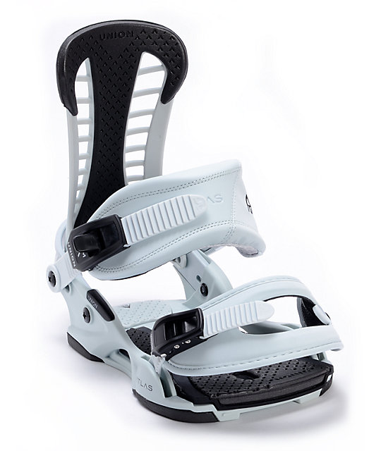 Union Atlas Matte Stone Snowboard Bindings