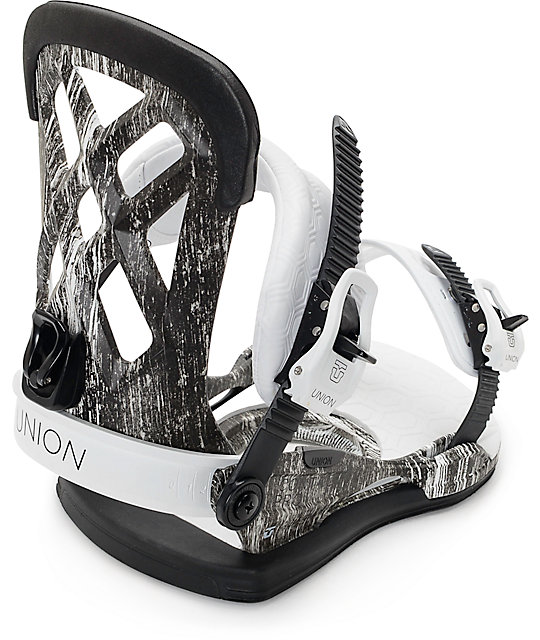 Union Contact Pro Glacier Snowboard Bindings