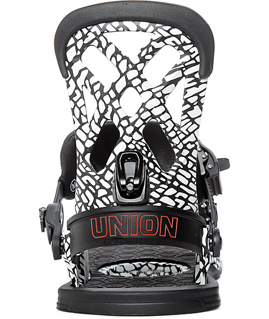 Union Contact Pro Safari Snowboard Bindings