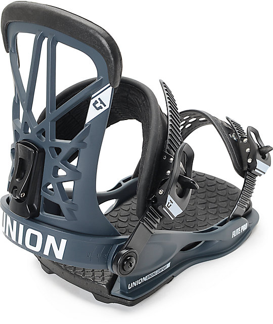 Union Flight Pro Titanium Snowboard Bindings