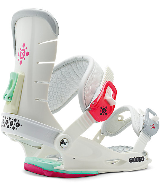 Union Flite CMYK Womens Snowboard Bindings