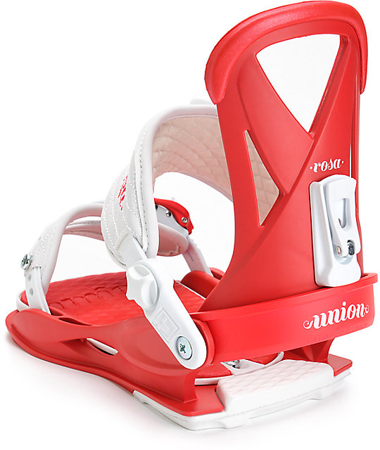 Union Rosa Womens Snowboard Bindings