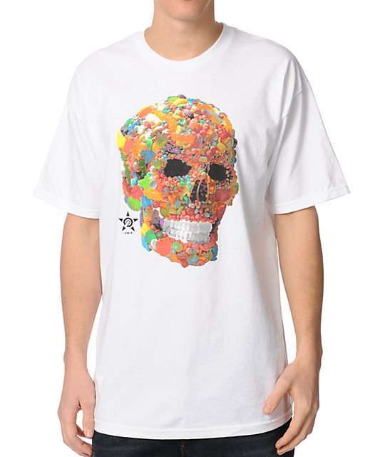 Unit Sweet Tooth White T-Shirt