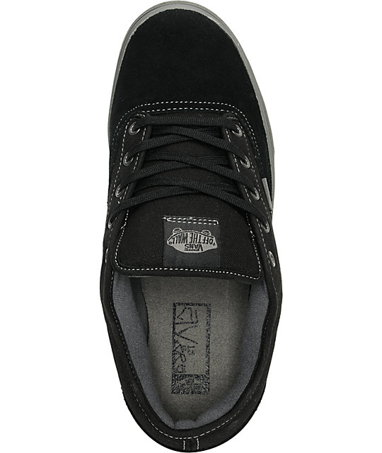 Vans AV Era 1.5 Black & Grey Skate Shoes