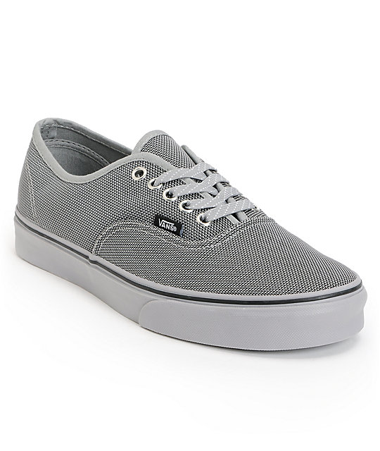 Vans Authentic Ballistic Wild Dove Skate Shoes (Mens)