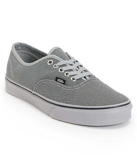 Vans Authentic Ballistic Wild Dove Skate Shoes