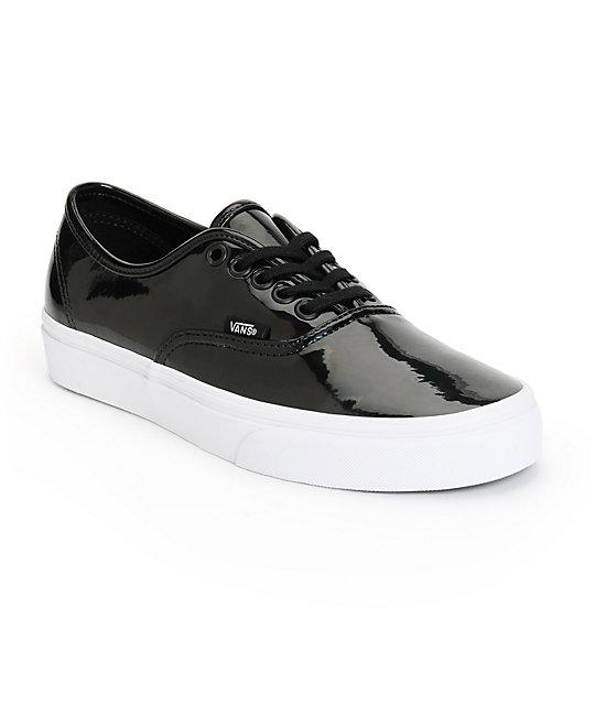 0de61314c6 Buy black leather vans womens