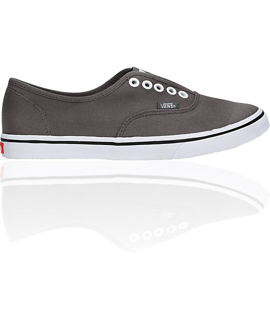 Vans Authentic Lo Pro Gore Grey Shoes
