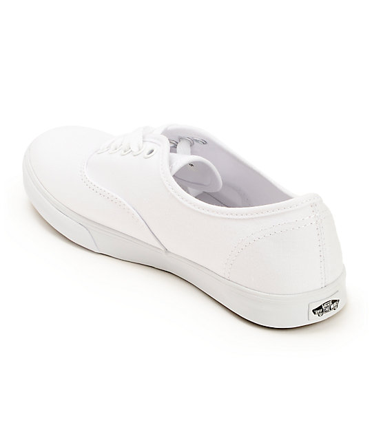 Vans Authentic Lo Pro White Shoes