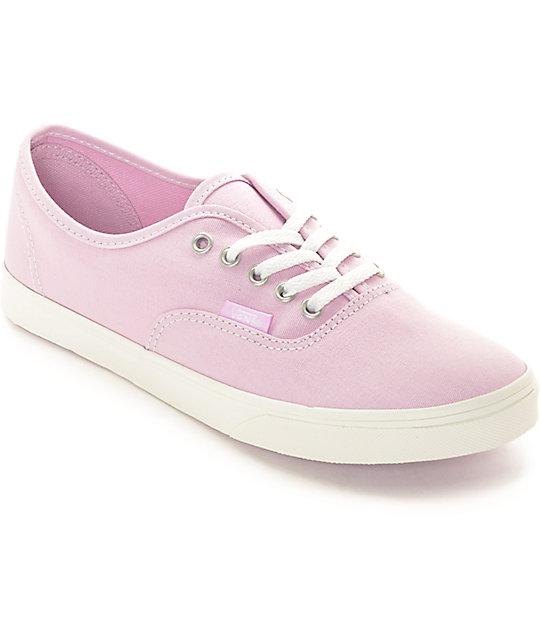 Vans Authentic Lo Pro Winsome Orchid Shoes