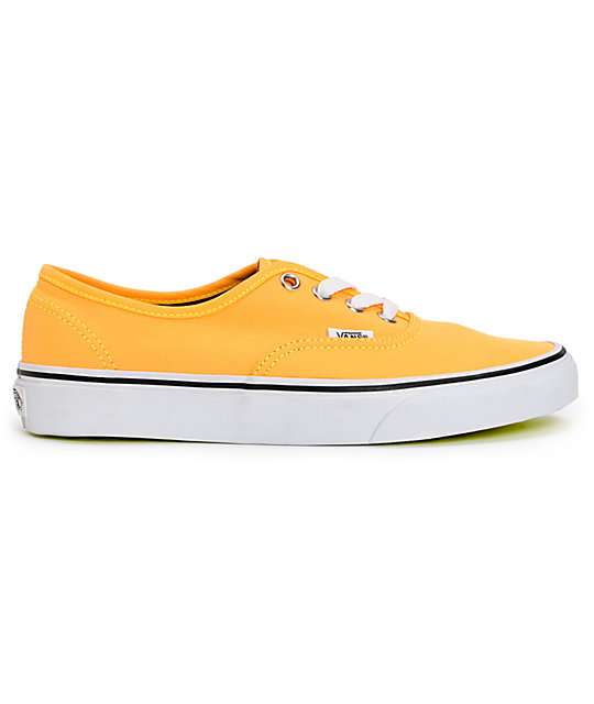 Shoes Vans neon yellow advise dress in summer in 2019