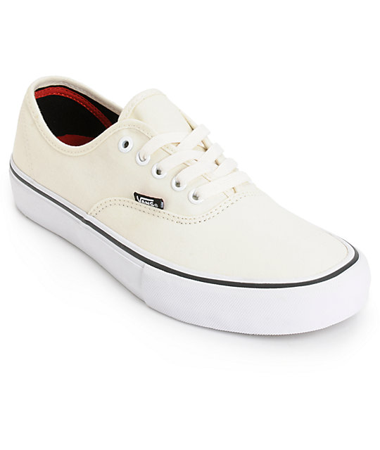 Vans Authentic Pro Mono Skate Shoes (Mens)