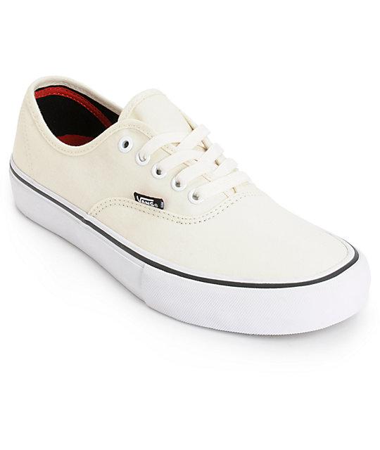 Vans Authentic Pro Mono Skate Shoes