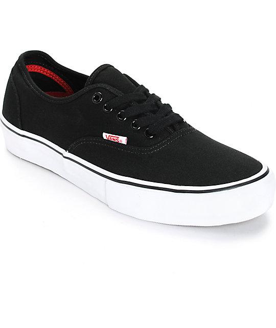 Vans Authentic Pro Skate Shoes at Zumiez : PDP