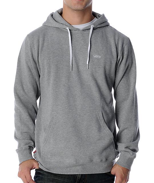 vans basic hoodie