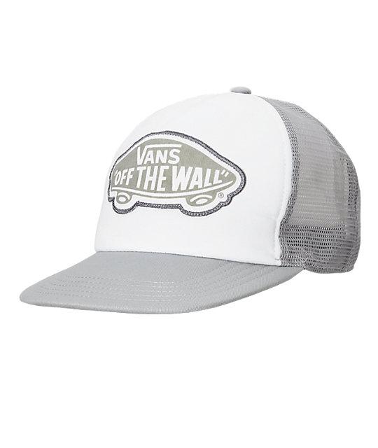 Vans Beach Girl Grey Trucker Hat