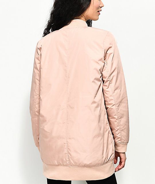 Vans Boom Rose Long MTE Jacket