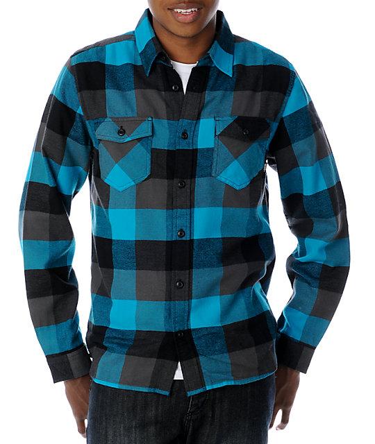 vans flannel jacket