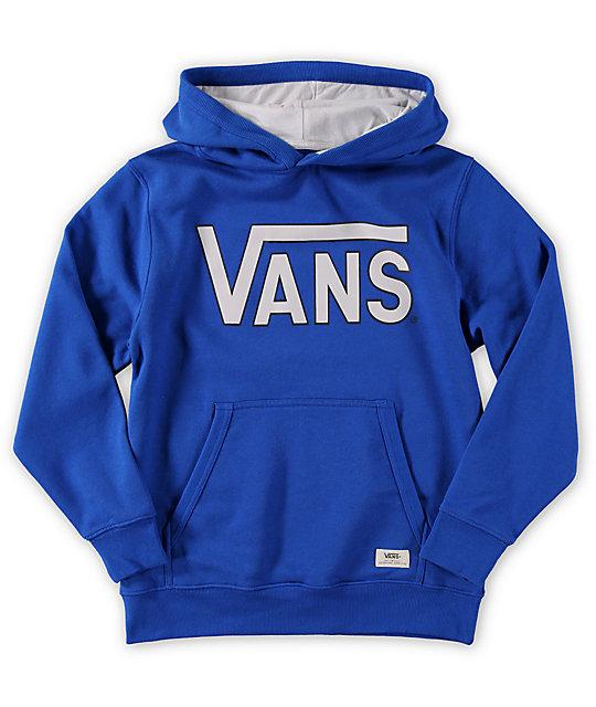 Vans Boys Classic Hoodie