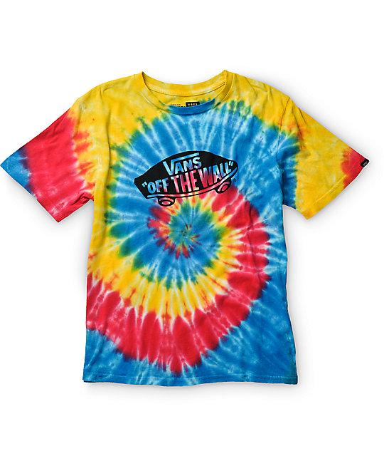 Thrasher t Shirt Tie Dye Out Otw Tie Dye t Shirt