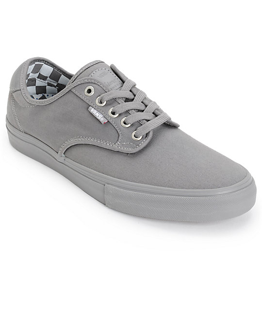 Vans Chima Pro Mono Skate Shoes (Mens)