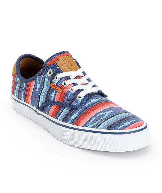 Vans Chima Pro Native Skate Shoes (Mens)