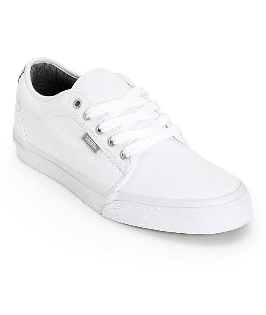 Vans Chukka Low Chambray Skate Shoes (Mens)