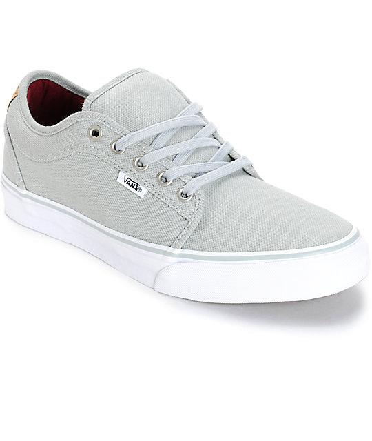 Vans Chukka Low Grey