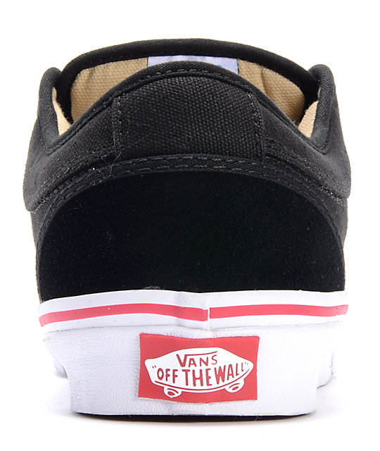 Vans Chukka Low Cruise Lose Black Skate Shoes