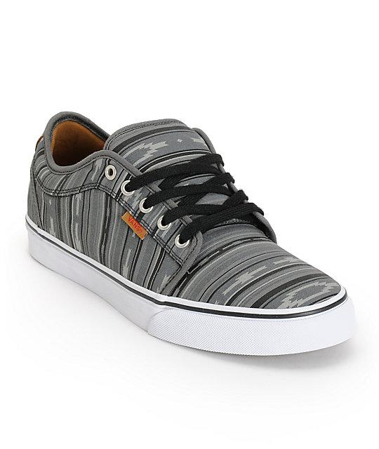 Vans Chukka Low Native Skate Shoes (Mens)
