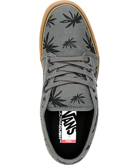 Vans Chukka Low Palms Charcoal & Gum Skate Shoes