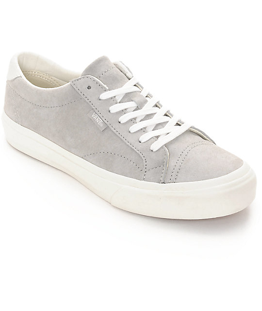 vans court dx cool grey white womens shoes at zumiez pdp