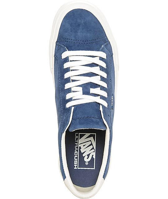 Vans Court DX Obsidian & White Womens Shoes