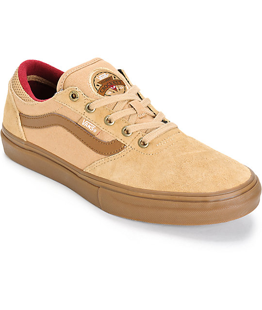 Vans Crockett Pro Skate Shoes (Mens)