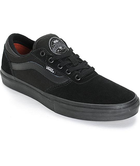 Vans Crockett Pro Skate Shoes (Mens)