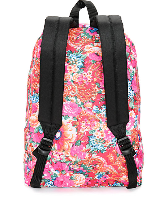 Vans Deana Floral 22L Backpack