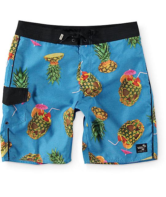 vans swim shorts