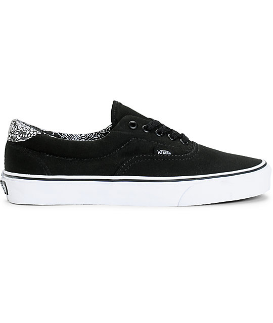 Vans Era 59 Bandana Skate Shoes