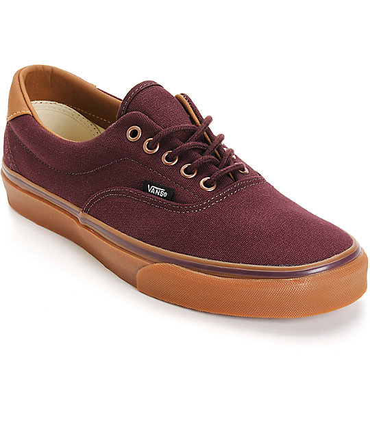 Vans Era 59 C&L Skate Shoes