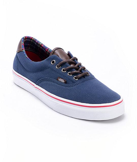 Vans Era 59 H&L Dress Blues Skate Shoes