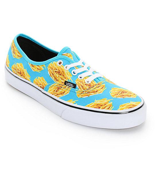 Vans Era Authentic Fries Skate Shoes