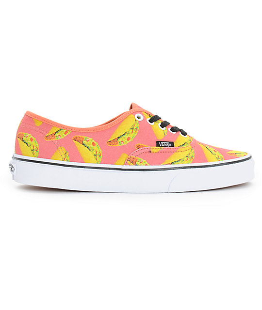 Vans Era Authentic Tacos Mens Skate Shoes