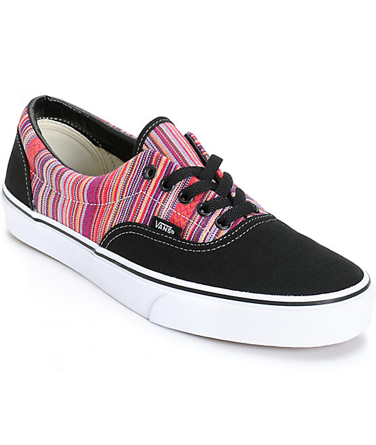 Vans Era Guate Weave Skate Shoes (Mens) at Zumiez : PDP