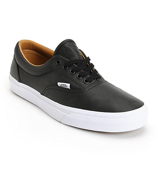 Vans Era Premium Leather Skate Shoes at Zumiez : PDP